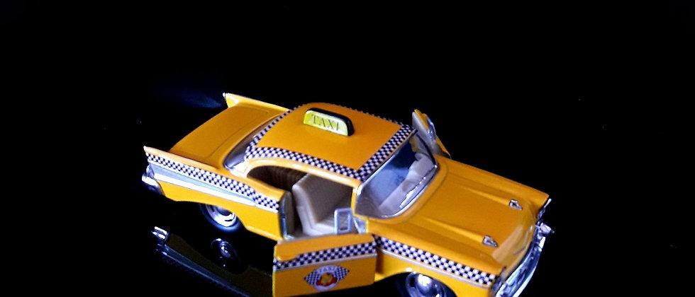 Miniatura de Táxi antigo