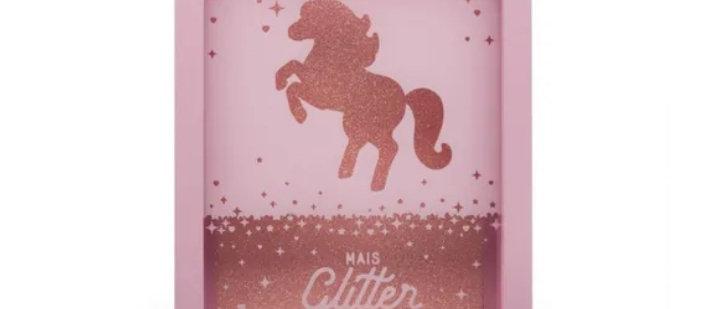 Porta Lembranças Glitter Unicórnio
