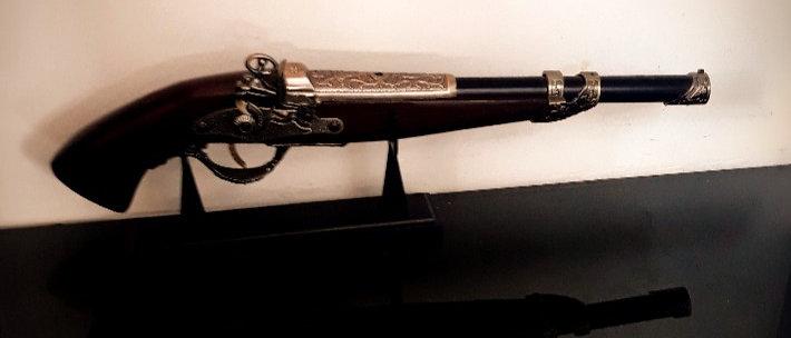 Isqueiro maçarico Arma garucha pistola