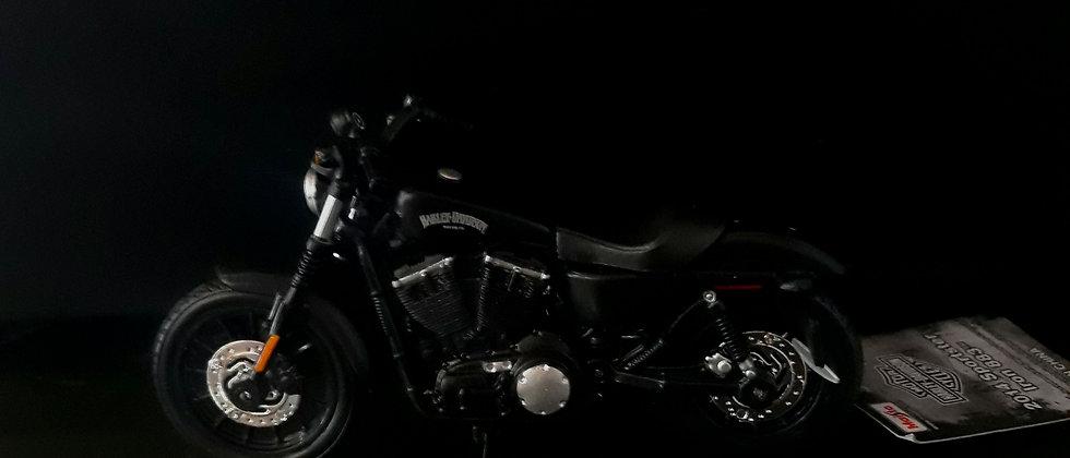 Miniatura de moto Harley D