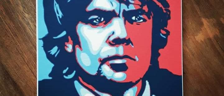 Placa Tyrion