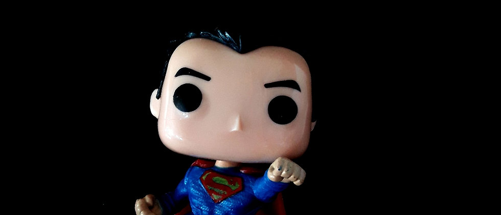 Pop Super Man