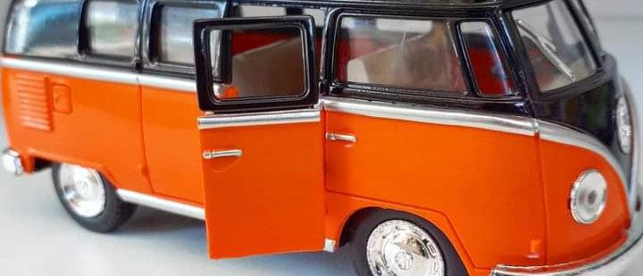 Miniatura Kombi Volkswagen