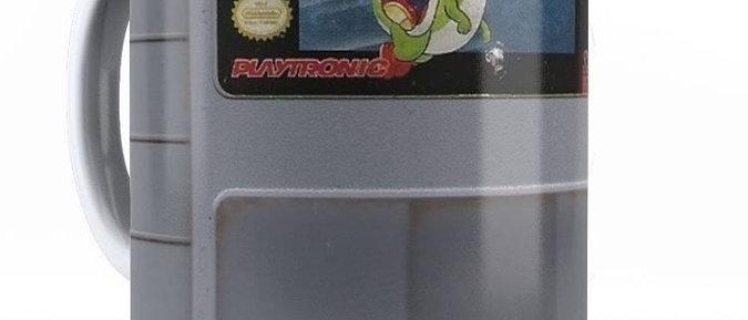 Caneca Cartucho Nintendo