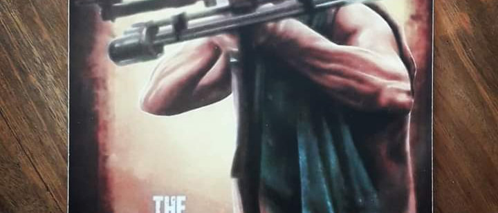 Placa Daryl Dixon