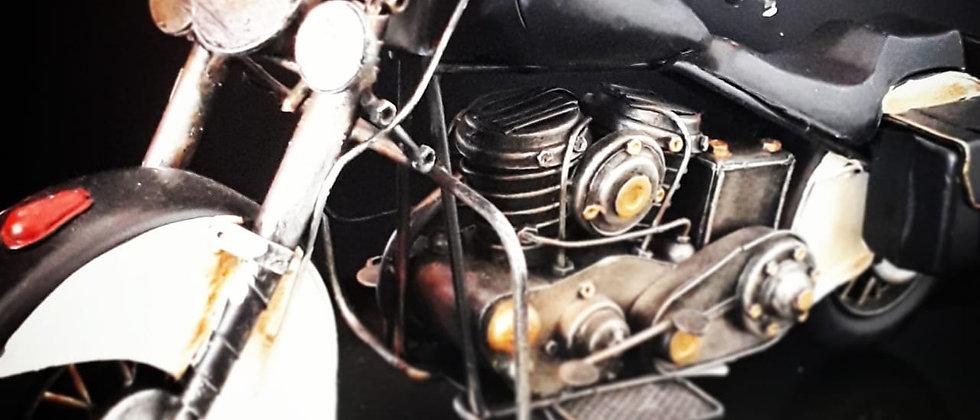 Moto em miniatura