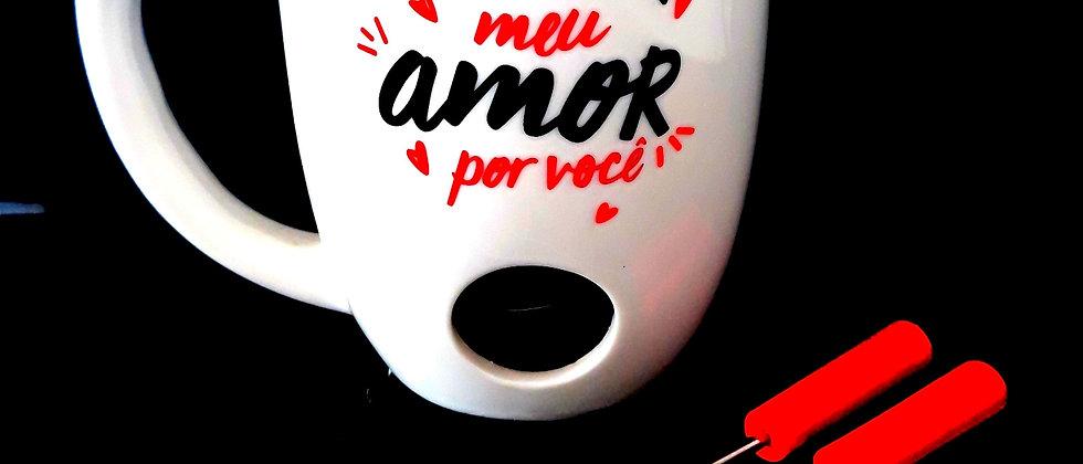 Caneca Meu Amor por Você