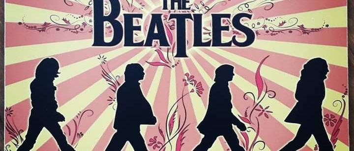 Placa The Beatles 4
