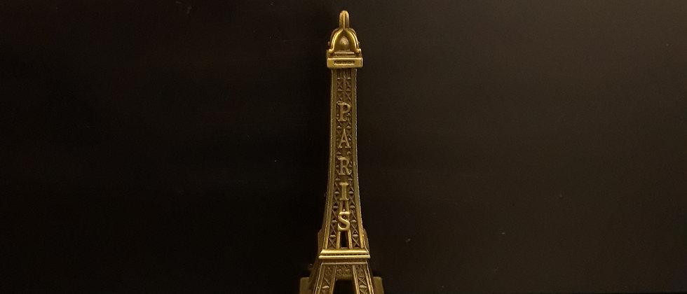 Miniatura de torre Eiffel Paris 9 cm