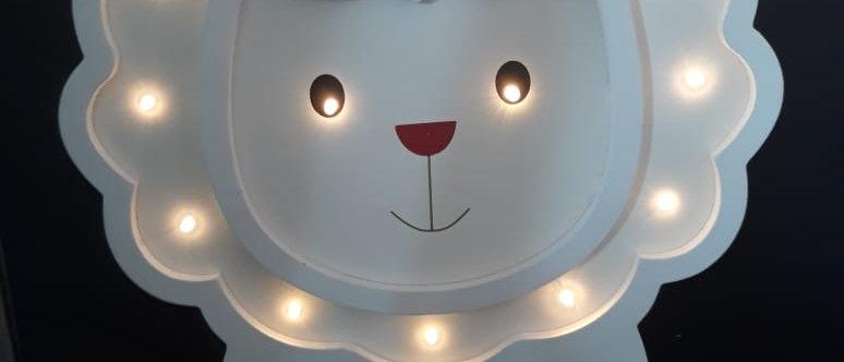 Luminária Carneirinho LED