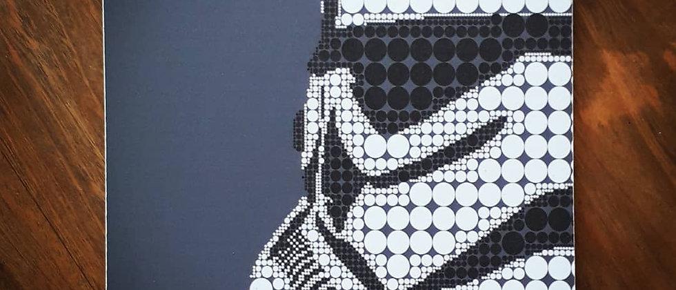 Placa Stormtrooper