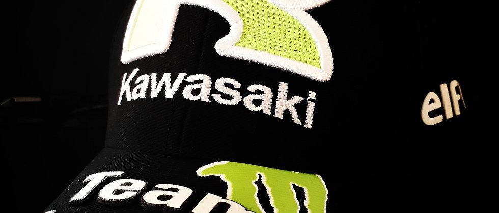 Boné Kawasaki Racing
