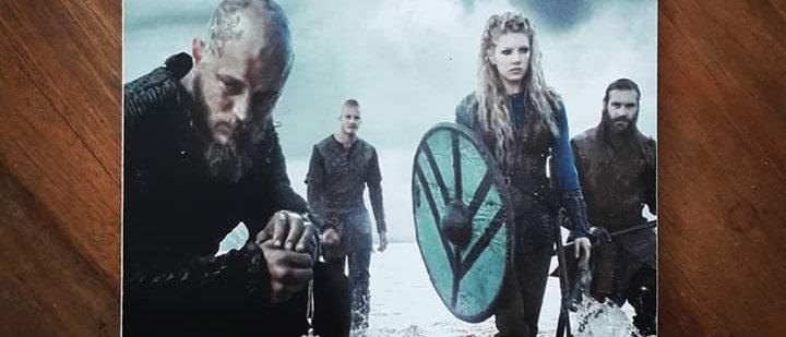 Placa Vikings