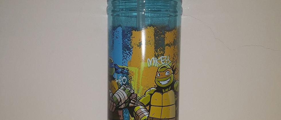 Squeeze 700 ml Tartaruga ninja