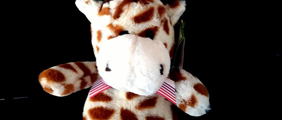 Pelúcia de girafa