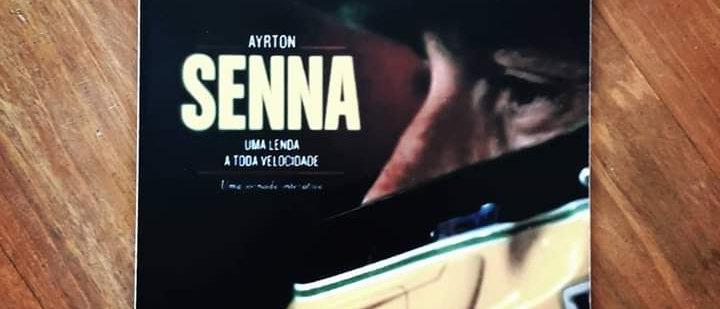 Placa Airton Senna 2