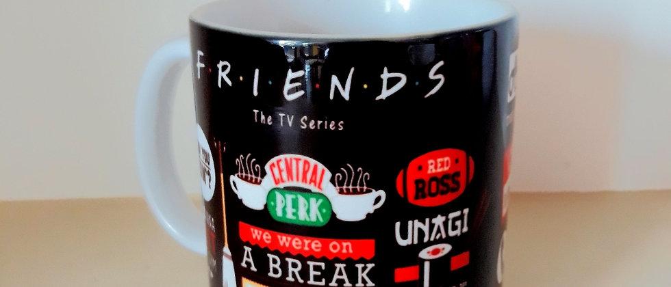 Caneca Friends