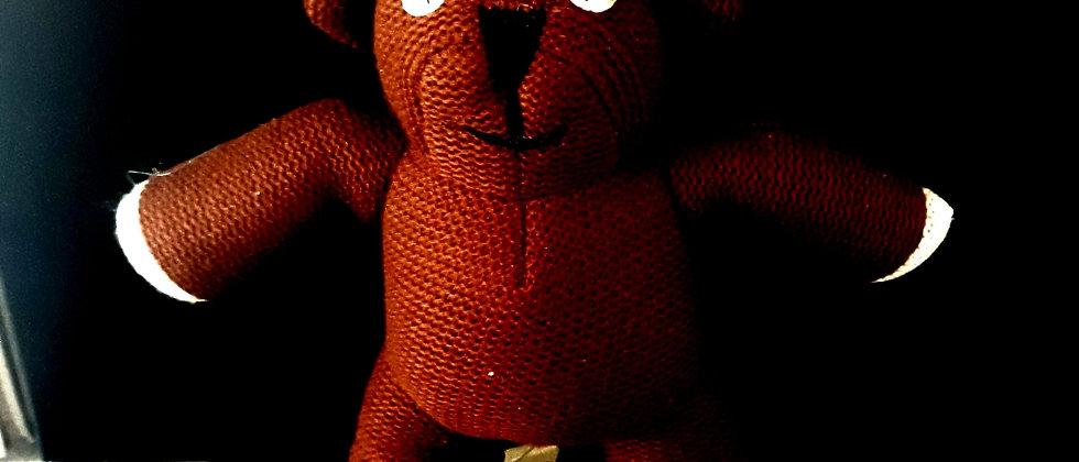 Pelúcia Urso Teddy Mr. Bean 23 cm