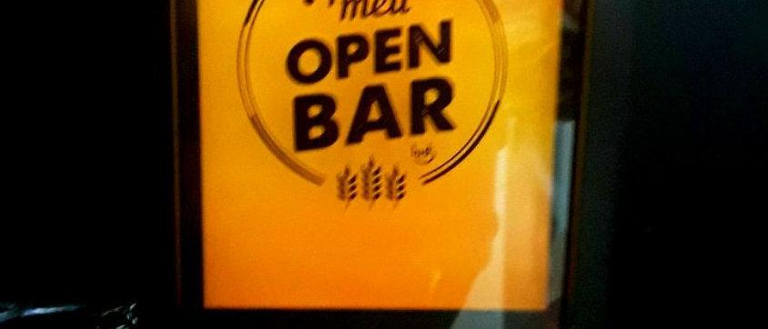 Cofre para meu opem bar