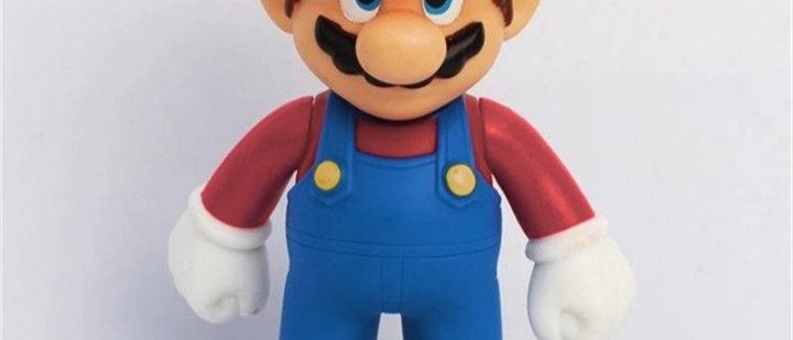 Miniatura Mario Bros