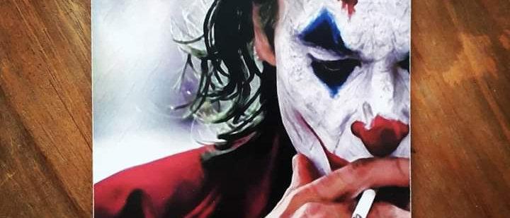 Placa Joker