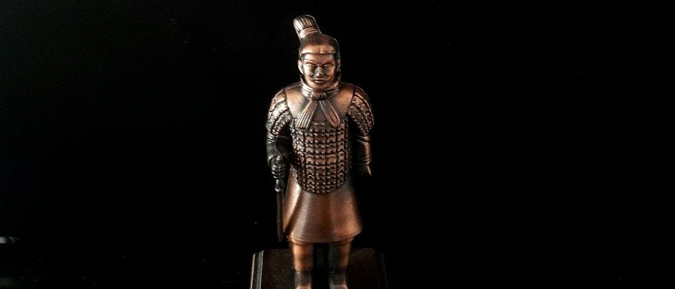 Miniatura de samurai