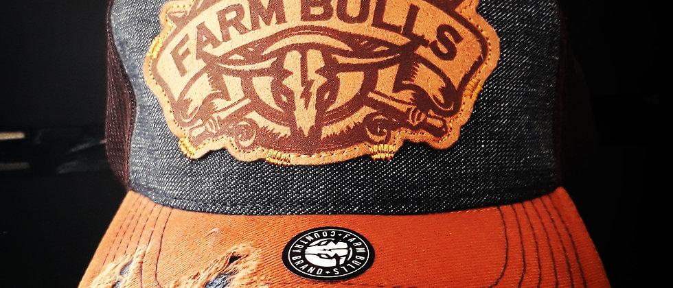 Boné Farm Bulls