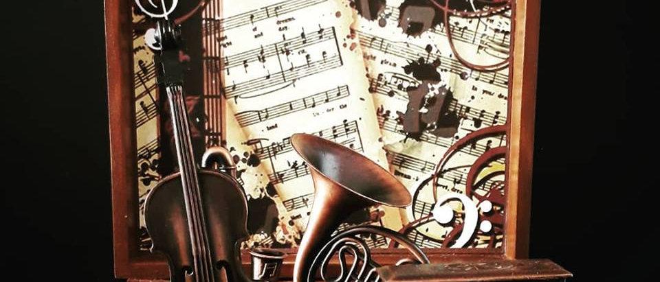 Conjunto de Instrumento Musicais