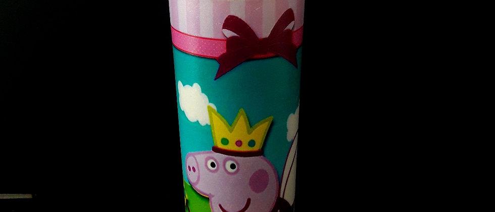 Copo Long drink 320 ml Peppa Pig