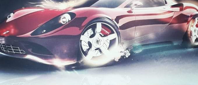 Placa Carro 4