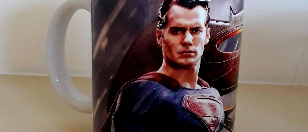 Caneca Batman VS Superman filme