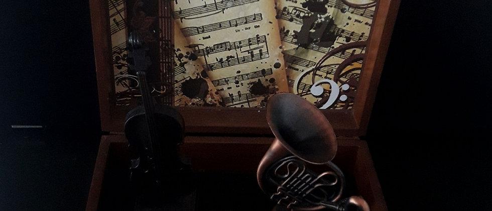 Conjunto de Intrumentos Musicais