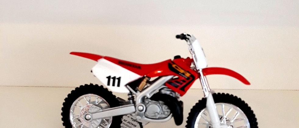 Miniatura de moto Honda Cr