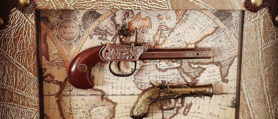 Quadro Armas Réplica
