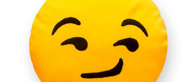 Almofada Emoji carinha safada