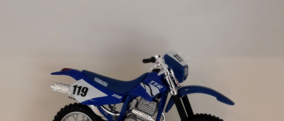 Miniatura de moto Yamara ttr 250