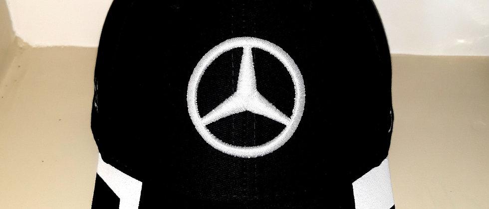Boné Mercedes Bens Amg Petronas