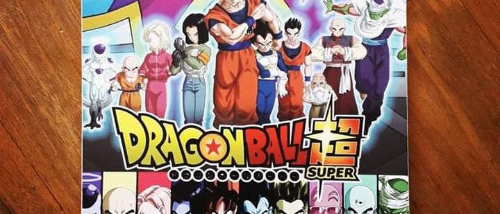 Placa Dragon Ball 2