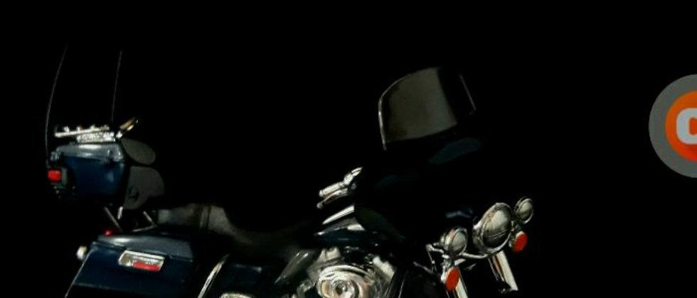 Miniatura de moto Harley Davidson especial