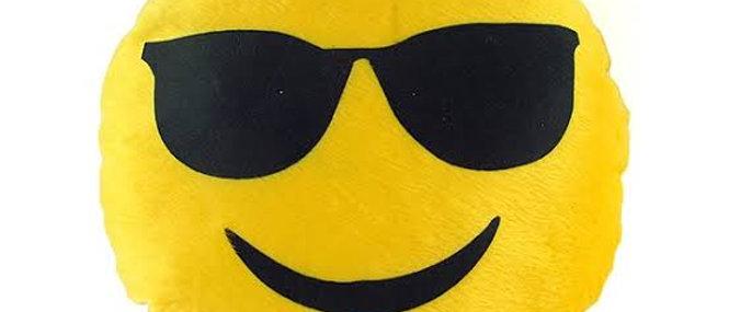 Emoji com óculos