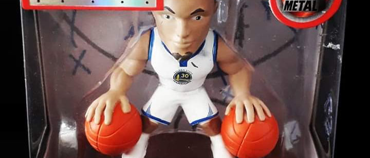 Metal Figs - Stephen Curry