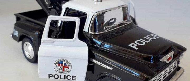 Miniatura Pick Up Police