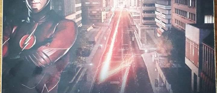 Placa The Flash