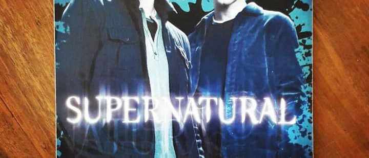 Placa Supernatural 1