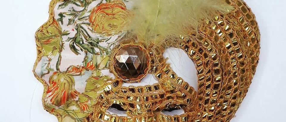 Mascaras veneziana