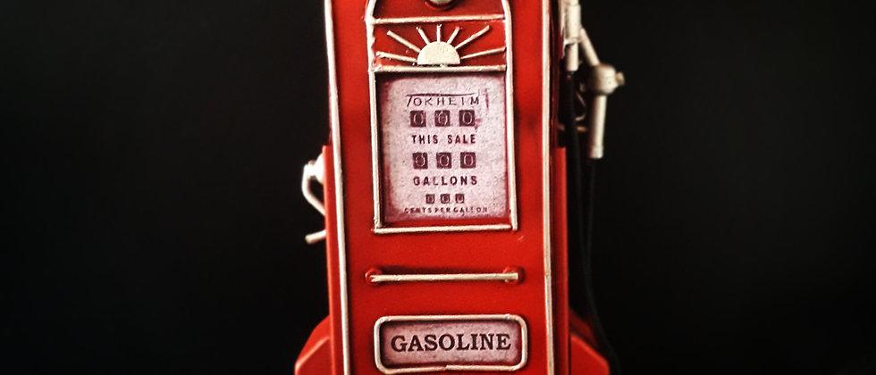 Cofre Bomba de Gasolina