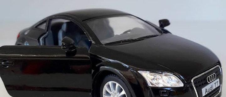 Miniatura Audi TT Coupe