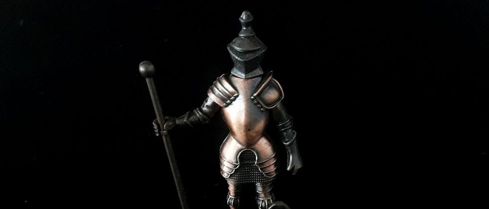 Miniaturas de Guerreiro medieval