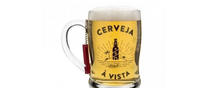 Caneco Com Apito Cerveja À Vista