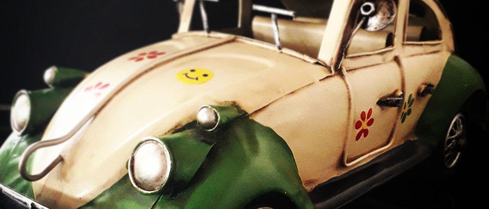 Fusca Vintage Retro